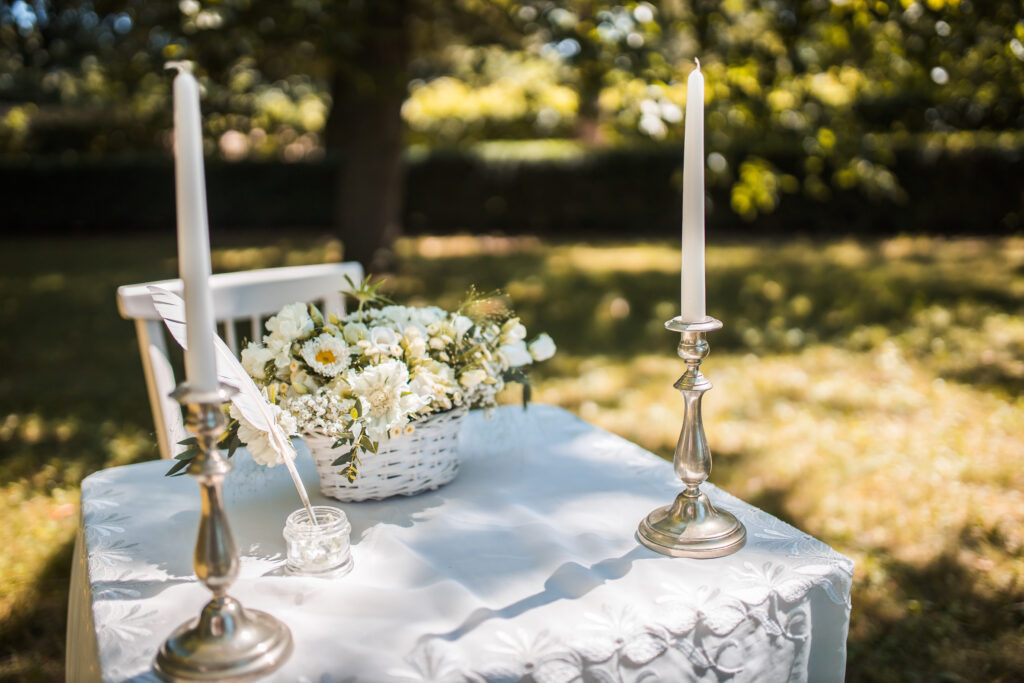 Svatby na rosickém zámku