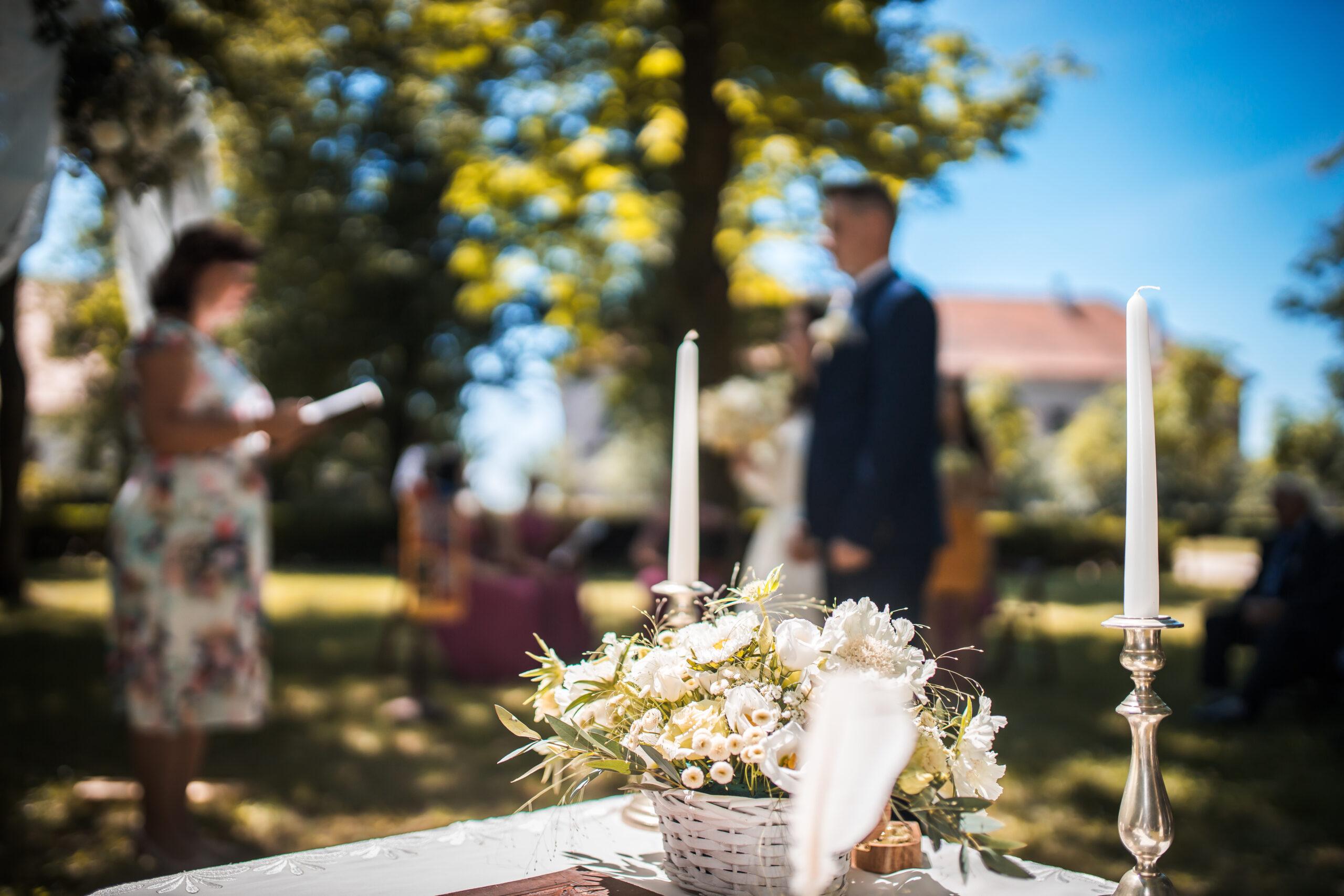Svatby na zámku