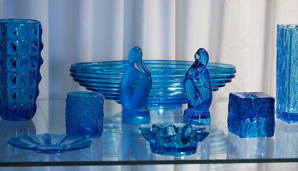 Výstava rosického skla